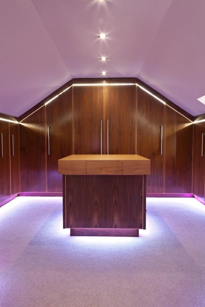 » Modern Walnut Bedroom Furniture York