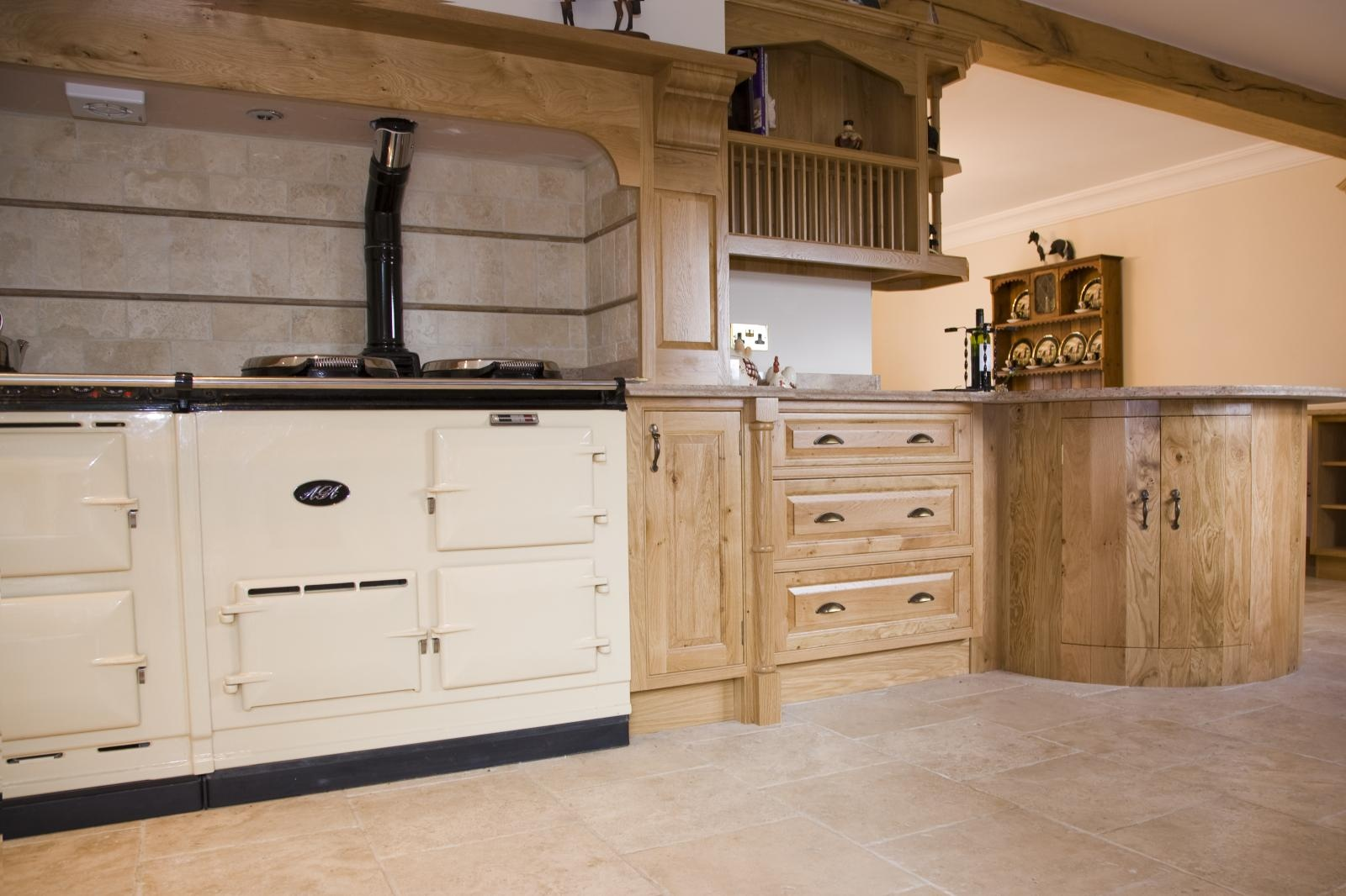 Oak Kitchen Bristol Mark Stone 39 S Welsh Kitchens
