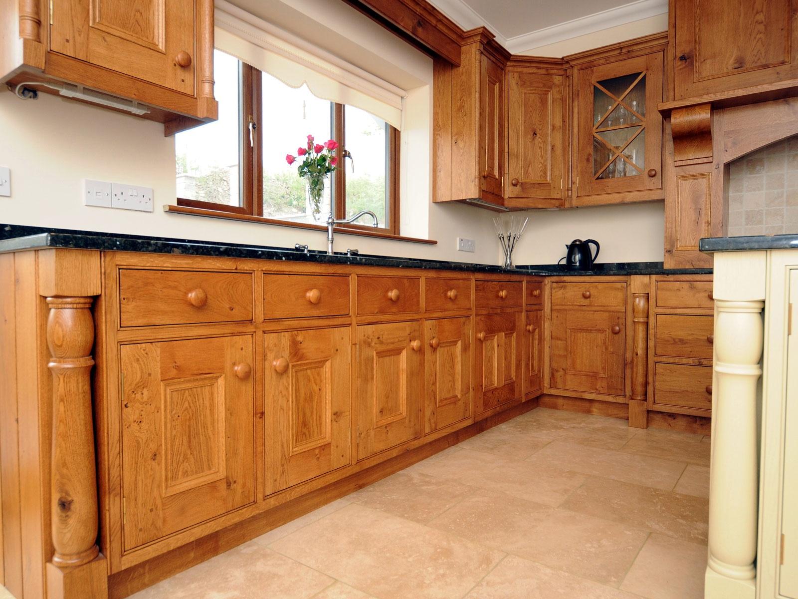 Rustic Farmhouse Kitchens Rustic Farmhouse Kitchen Newtown Mark Stones Welsh Kitchens