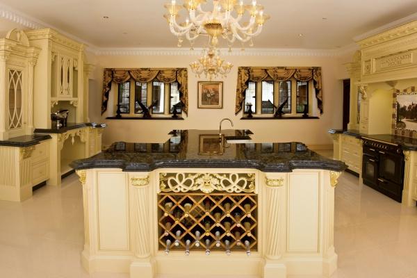 manor house classical salisbury - mark stone's welsh kitchens