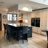 Painted Kitchen Cirencester