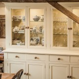 Painted Oak Kitchen Hereford