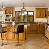 Oak Kitchen Newquay
