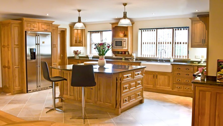 Mark Stones Welsh Kitchens bespoke kitchens and furniture made