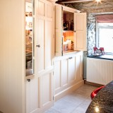 Painted Kitchen Aberystwyth