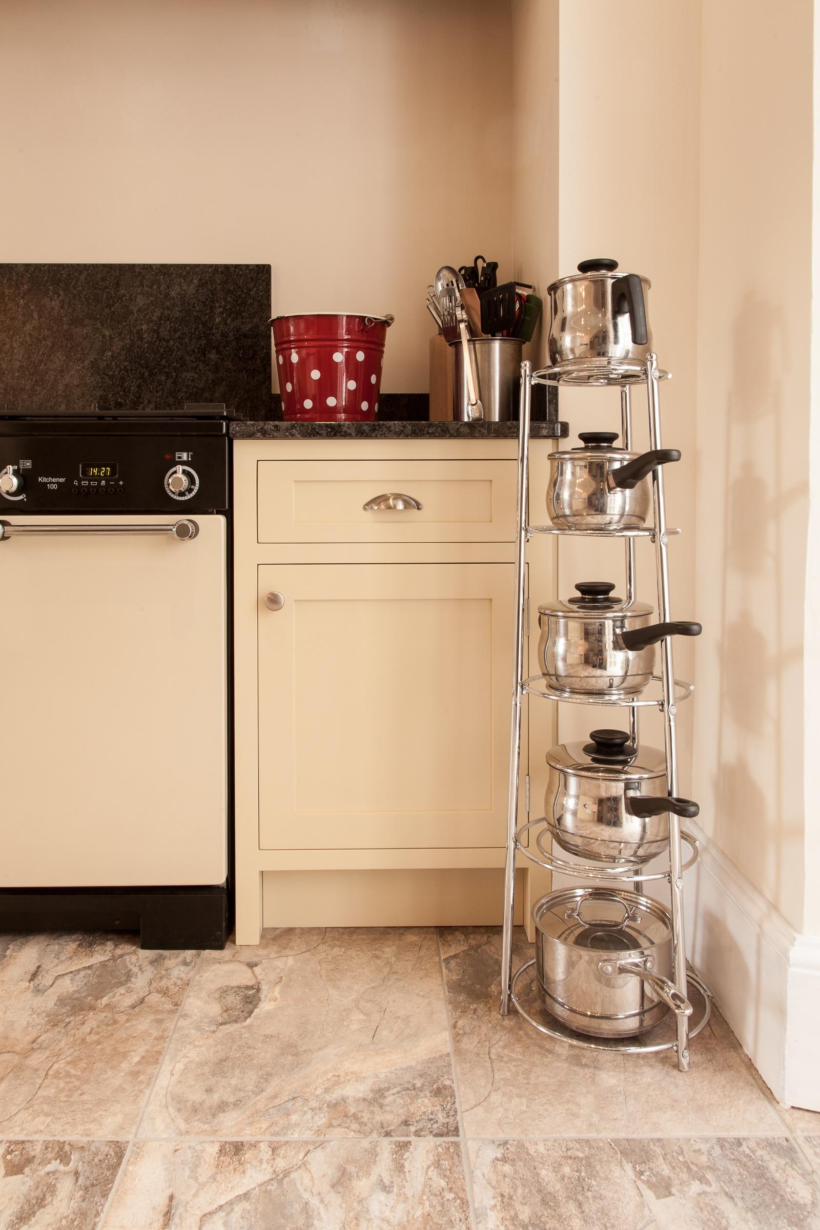187 Painted Kitchen Islington London