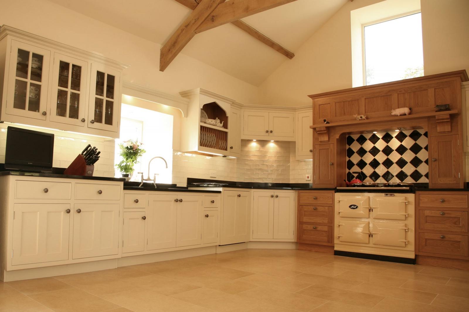 Painted Oak Kitchen Llandeilo Mark Stone S Welsh