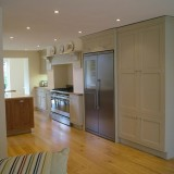 Painted and Oak Kitchen Dorset